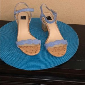 Preowned Whbm 👡 sandals